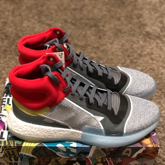 New Mens Adidas Marquee Boost Thor